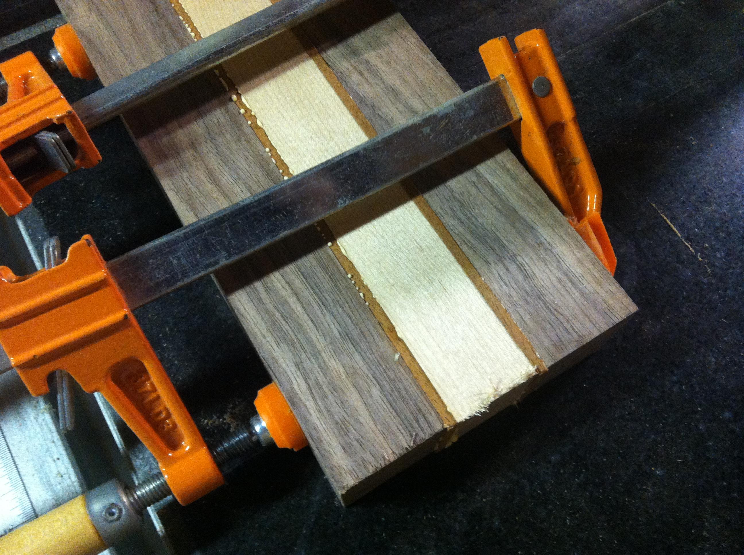 Basket Weaving Jig : Basket weave cutting board custom woodworks by chad